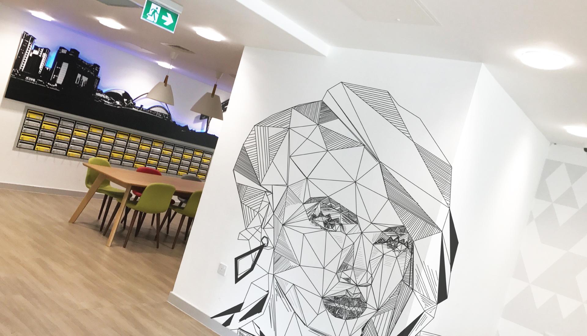 <strong>Bespoke</strong> wall art